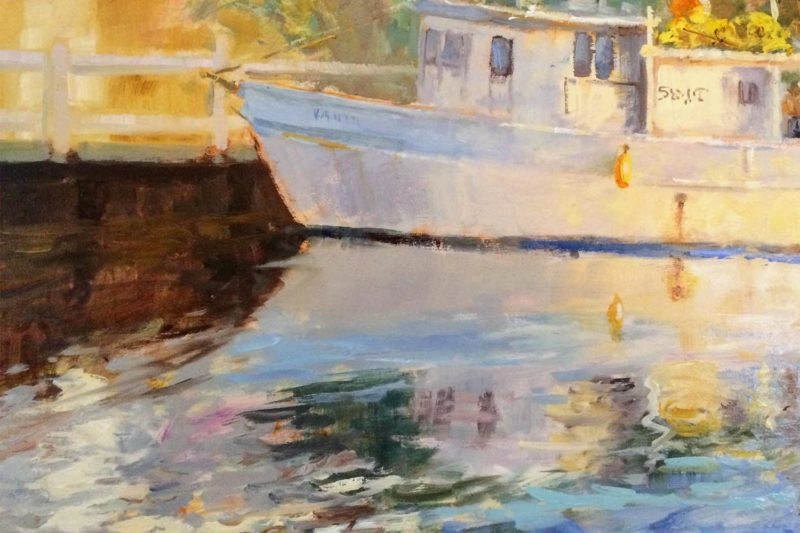 Southern Light - Oils by Robin Roberts