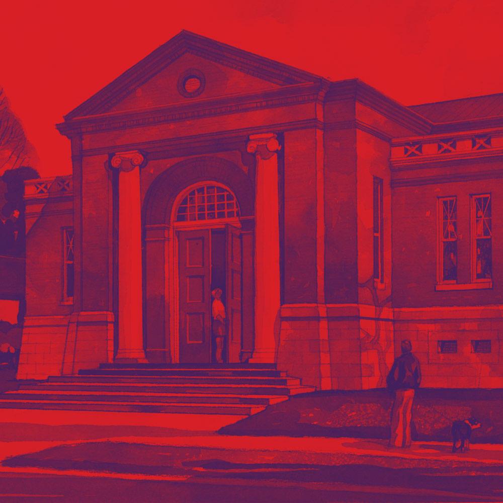 Carnegie Visual Arts Center - Decatur, AL