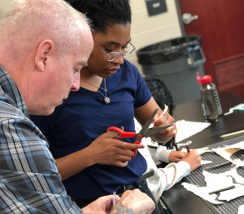Crane Journal Workshop with Doug Baulos