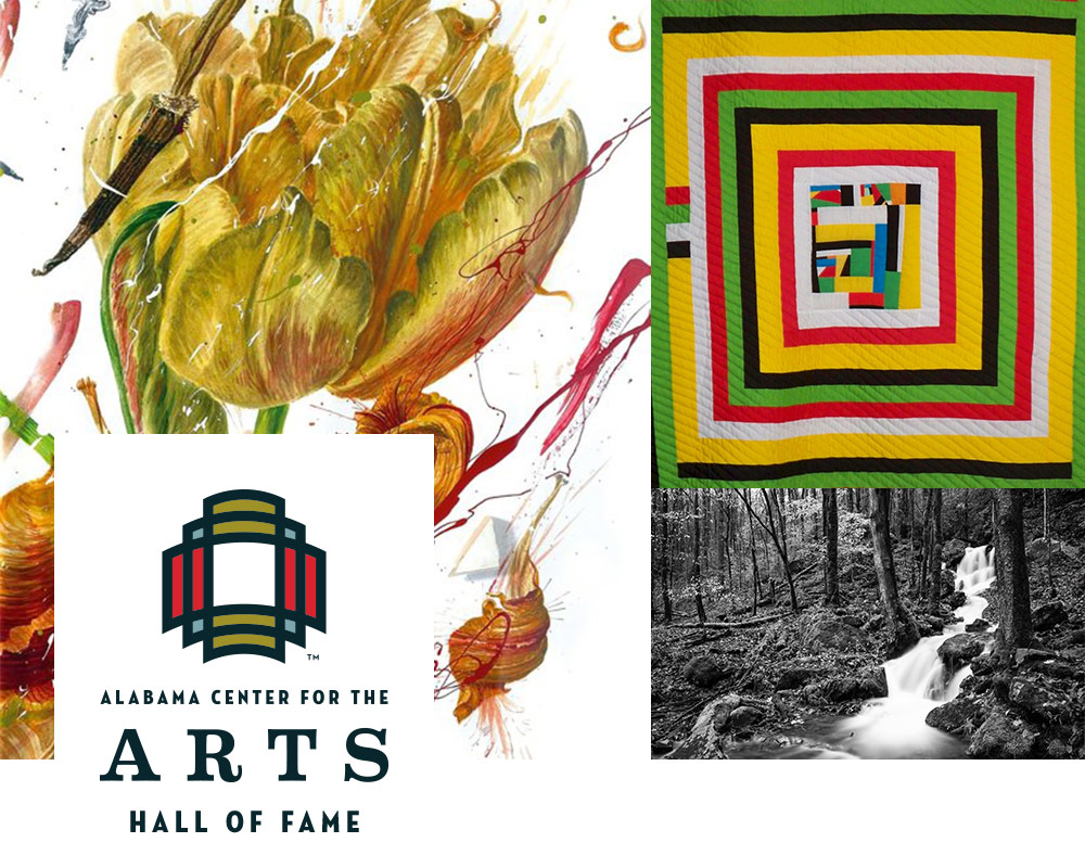 Alabama Center for the Arts Hall of Fame partnership