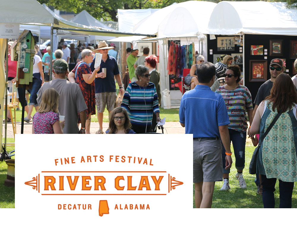 River Clay Fine Arts Festival partnership