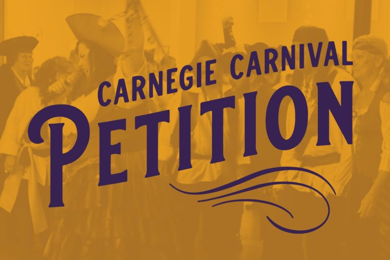 Carnegie Carnival Petition
