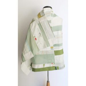 2020 | repurposed linen and vintage garments, vintage linens, cotton cloth, cotton thread